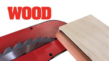 How The SawStop Safety Feature Works - WOOD magazine