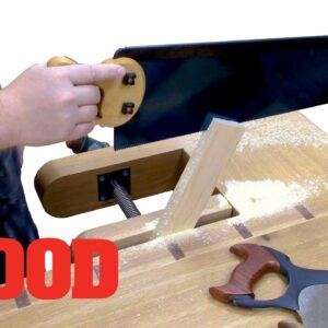 How to Handcut a Tenon - WOOD magazine