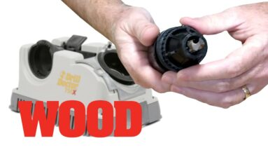 How To Sharpen Your Drill Bits With The Drill Doctor - WOOD magazine