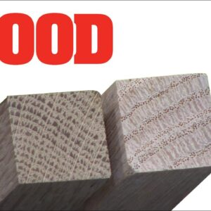 Red vs White Oak - WOOD magazine