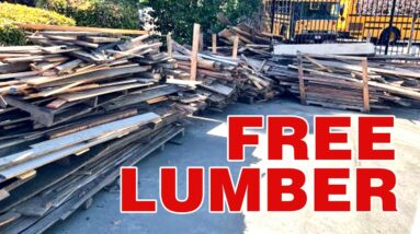 How to get free lumber #shorts